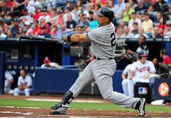 Raul Ibanez has provided plenty of power playing since becoming the Yankee's primary left fielder.