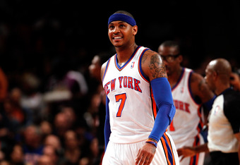Carmelo's friendly demeanor has not stopped critics from attacking him.