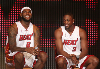 Remember this, Bron? Everybody else does.