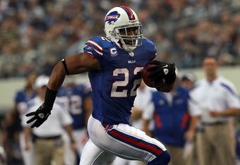Fred Jackson, Buffalo Bills