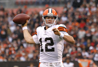 If the Browns want the best contingency plan if Weeden struggles or gets hurt, then they need to keep Colt McCoy.