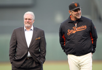 Is It Time for Brian Sabean and Bruce Bochy to Drop the Hammer On the Panda Again?