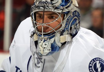 Mathieu Garon went 23-16 for the Bolts in 2012.