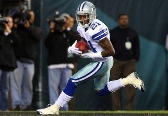 Jones didn't last long in Dallas.