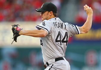 Peavy is back on par with his performances in San Diego