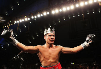 Martinez seeks a belt to match his crown.