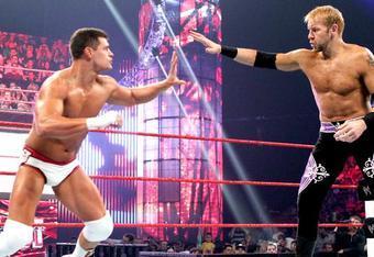 Cody Rhodes battles Christian at No Way Out.