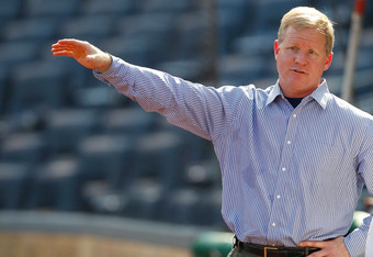 GM Neal Huntington will be looking for pieces to help the Pirates offense