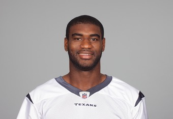 Lestar Jean is vying for a significant role for the 2012 Texans.
