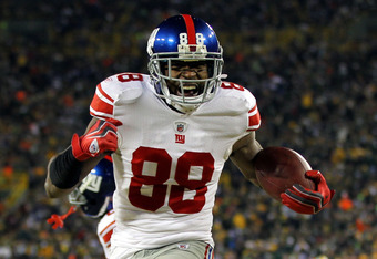 Hakeem Nicks, New York Giants
