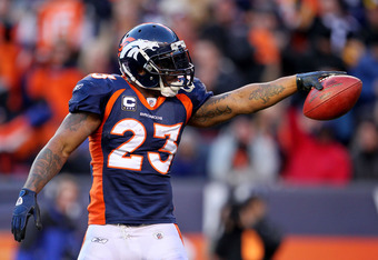 Willis McGahee, Denver Broncos