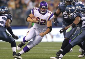 Toby Gerhart, Minnesota Vikings