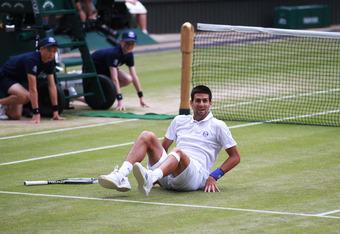 The Fruits of Success (2011 Wimbledon)