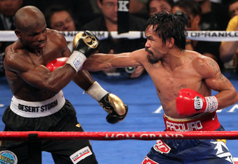 Bradley vs. Pacquiao in the fight that led to boxing's most contested decision in recent memory