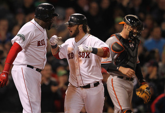 Jarrod Saltalamacchia hopes to join David Ortiz at the All-Star game.