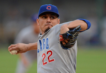 Matt Garza would get the best return in a trade with Boston.
