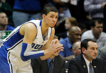 Duke guard Austin Rivers has reportedly be promised a spot in the lottery.