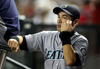 Ichiro's 54.7 WAR since 2001 is the sixth-best mark among all players.