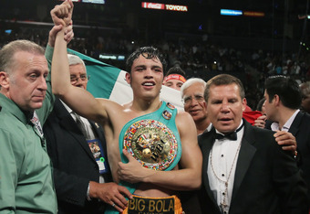 Julio Cesar Chavez Jr. showed in his TKO win over Andy Lee, he has both the power and chin of his legendary father.