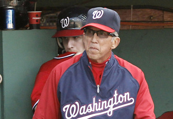 Should Davey Johnson have used inside information to gain an advantage?