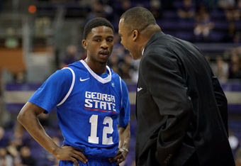 Ron Hunter and Georgia State have been outspoken about not being able to participate in next year's tournament, but their argument only holds so much water