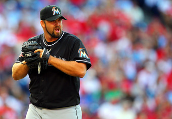 Heath Bell has been done in by a declining strikeout rate and an increasing walk rate this season.