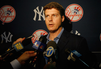 Hal Steinbrenner isn't exactly a chip off the old block.