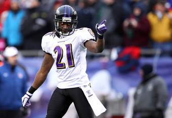 There's more to the Ravens defense than just linebackers; cornerback Lardarius Webb is a prime example.