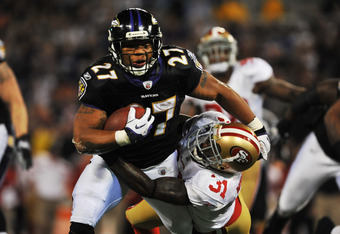 Ray Rice, Baltimore Ravens