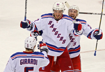 The Rangers won't play at home until Nov. 1, three weeks after the start of the season.