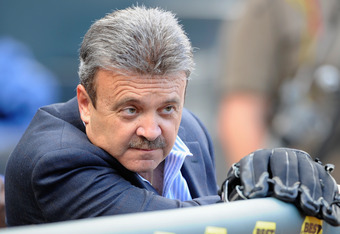 Dodgers GM Ned Colletti knows his roster has holes to fill.