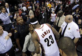 James always had excuses to fall back on in the Cleveland years. Not so after 2011.