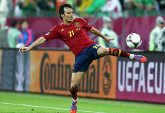 David Silva could be the difference for Spain against France in Donetsk on Saturday.