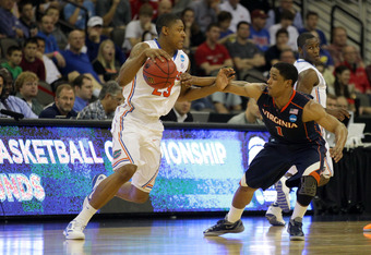 Florida guard Bradley Beal could be a dynamic NBA scorer.