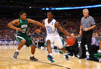 North Carolina forward Harrison Barnes will likely be a top-five pick in 2012.