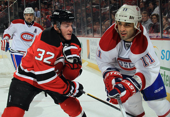 Matt Taormina got playing time last year, and should see more action in the 2012-2013 season