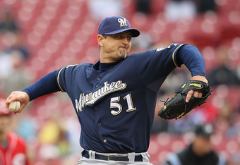 Trevor Hoffman: The last Brewers pitcher to pitch in the ASG