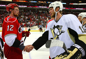 The Staal Brothers now join forces in Carolina after Jordan turns down an extension in Pittsburgh.