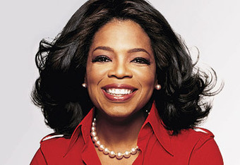 photo of Oprah Winfrey courtesy of desmogblog.com