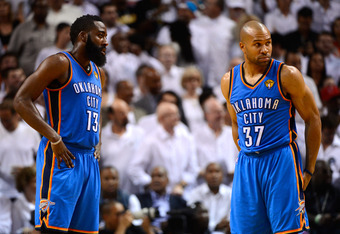 Will James Harden and Derek Fisher be around for the next title push?