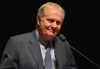 SAN FRANCISCO, CA - JUNE 13: Jack Nicklaus attends the Jack Nicklaus Film Premiere & Achievers Dinner at the De Young Museum on June 13, 2012 in San Francisco, California. (Photo by Steve Jennings/Getty Images)