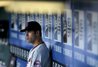 Mauer's injury binge over the past couple seasons has made the Twins gun shy when dealing with an injured player.
