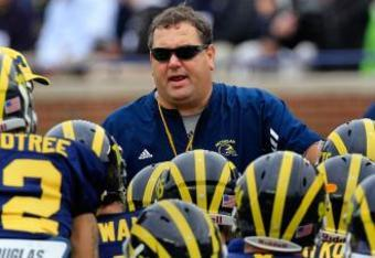 Second-year head coach Brady Hoke gives Michigan an opportunity to climb back on top of the Big Ten.