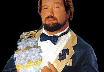 XWA's special guest The Million Dollar Man Ted DiBiase