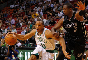 Avery Bradley earned a starting role on next year's team.