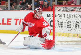 The Red Wings need to act fast to keep Jimmy Howard in net for the future.
