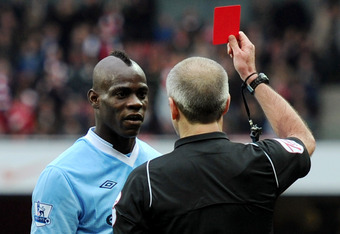If Balotelli can stamp out his discipline problems then he could be a great player, however this doesn't look likely.