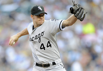 Jake Peavy has led what has become a young Chicago rotation.