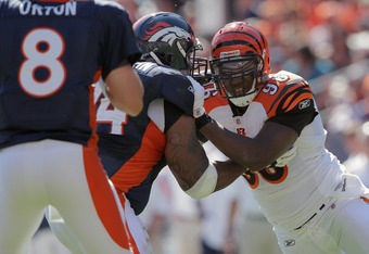 If defense does win a championship for the Bengals, Carlos Dunlap will be a major reason why.