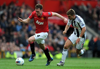Can we expect to see Phil Jones operating more as a right-back?
